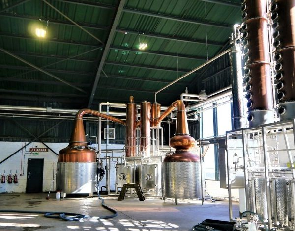 More About Gin Distillation Methods