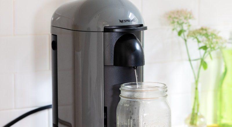 How to clean nespresso vertuoplus deluxe Coffee Maker